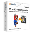 Free Download4Media 2D to 3D Video Converter for Mac