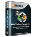 Free Download4Media HD Video Converter
