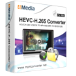 Free Download4Media HEVC-H.265 Converter for Mac