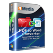 Free Download4Media PDF to Word Converter