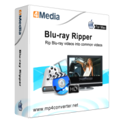 Free Download4Media Blu-ray to Video Converter for Mac