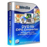 4Media DVD to DPG Converter