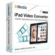 4Media iPad Video Converter for Mac