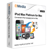 4Media iPod Max Platinum for Mac