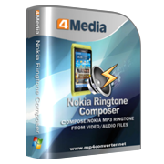 4Media Nokia Ringtone Composer
