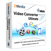 Free Download4Media Video Converter for Mac