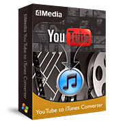 4Media YouTube to iTunes Converter