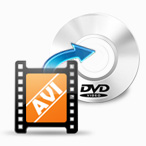 AVI to DVD Converter for Mac