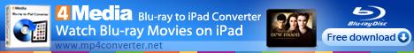 Blu ray to iPad Converter