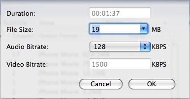 Convert DVD to iPhone MP4 Mac