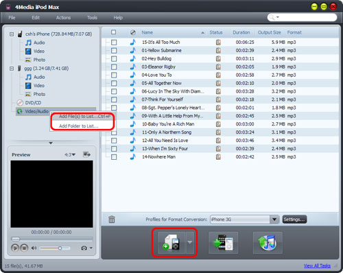 Manage iPod without iTunes