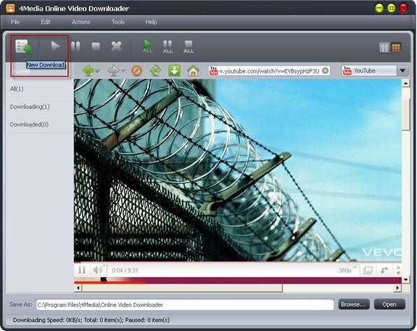 Download Metacafe online video
