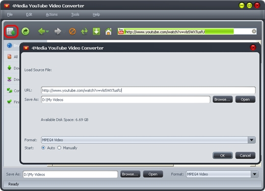 How to download/convert YouTube videos to PSP