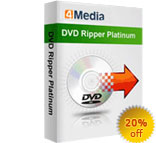 4Media DVD to Video Platinum for Mac